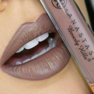 ANASTASIA BEVERLY HILLS Liquid Lipstick Sepia NIB